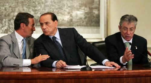 """Berlusconi: """"Non m'interessano i falchi  Conteranno soltanto le parole di Fini"""""""