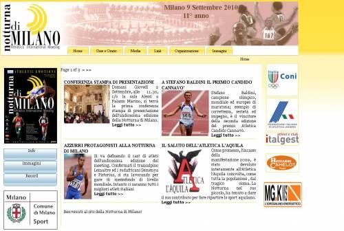 La grande atletica fa tappa a Milano