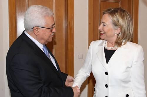 """Negoziati Medio Oriente,  Usa a favore dei due Stati:  """"Sì a moratoria colonie"""""""