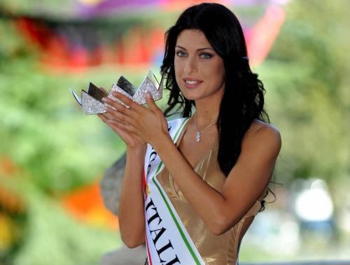 Francesca: 19enne coi tatuaggi  Di Foligno la nuova miss Italia