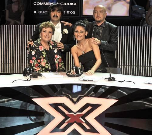 A X Factor il televoto  boccia Anna Tatangelo