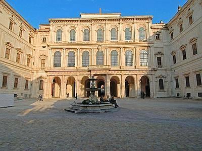 Boom di visitatori per Palazzo Barberini