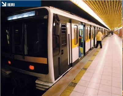 Ore 17: riparte la linea 3 della metropolitana