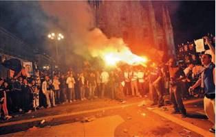 Centri sociali, la festa alcolica minaccia il Duomo