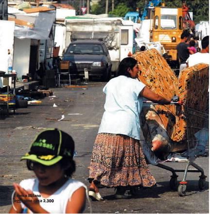 Il Comune offre 15mila euro ai rom che tornano a casa