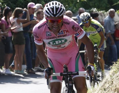 """Doping, squalificata """"tagliata""""  Ora Di Luca può tornare in bici"""