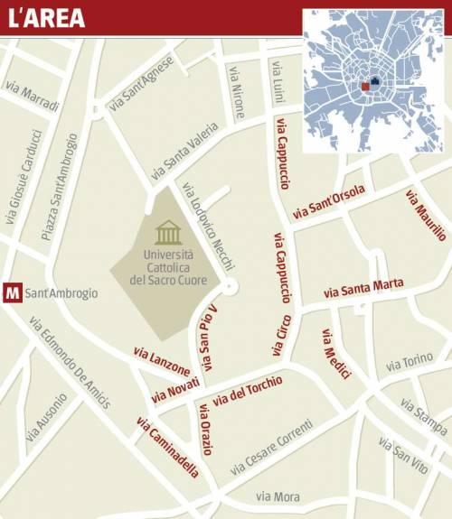 Sant'Ambrogio, prove di chiusura  E il Comune vuole allargare la ztl