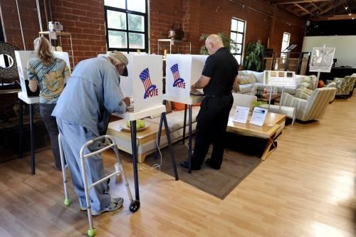 Elezioni negli Usa:  il 54% di chi ha votato  disapprova Obama