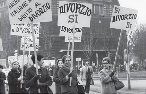 Il divorzio all'italiana? Non solo progresso