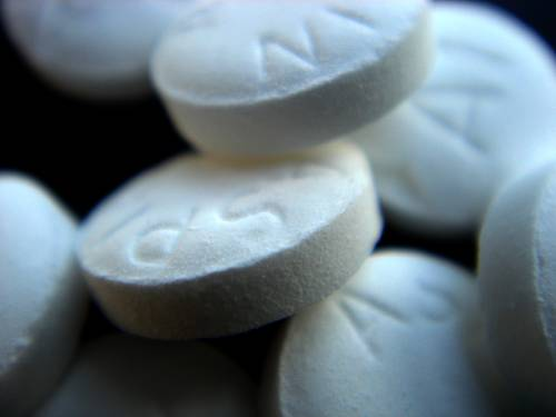 Un'aspirina al giorno leva il cancro di torno