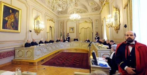 Corte costituzionale:  legittimo impedimento   oggi l'attesa sentenza