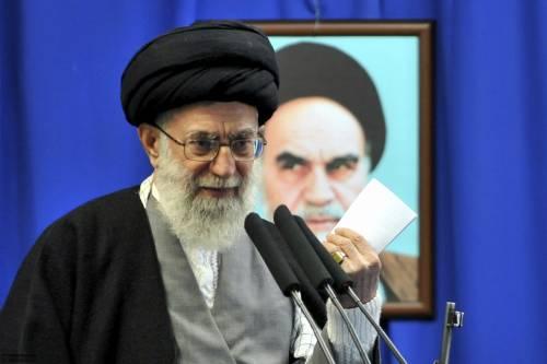 """Iran, Khamenei scettico: """"Non sono ottimista sui negoziati nucleari"""""""