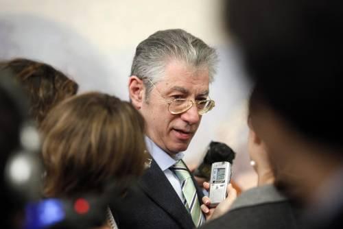 """Federalismo, Bossi a colloquio con Napolitano  """"Riferiremo alle Camere la prossima settimana"""""""