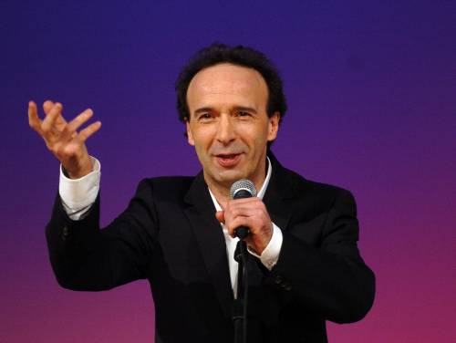 Sanremo, giovedì c'è Benigni  per spiegare l'Inno di Mameli