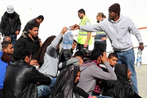 Riprendono gli sbarchi a Lampedusa