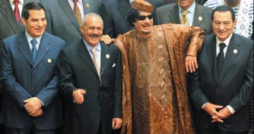 Libia, giallo su Gheddafi: fuggito in Venezuela