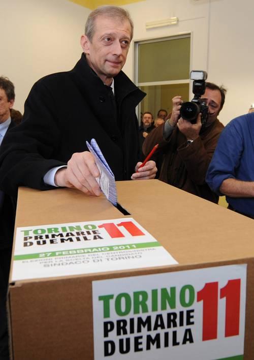 Primarie Pd a Torino  Vince Fassino  Bersani: ora tutti uniti