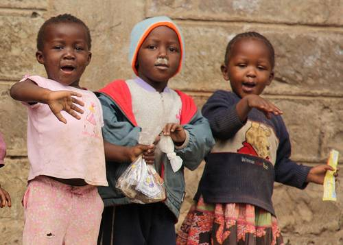 2 euro per i bimbi di Nairobi