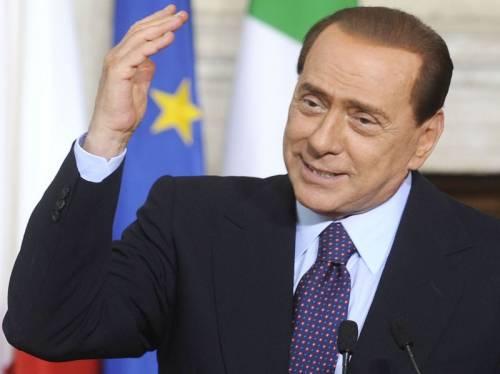 Berlusconi sotto i ferri   per più di quattro ore   Curata la mandibola