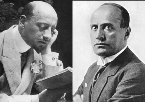 Inedito: la vera storia di Fiume<br /> D'Annunzio scrisse a Benito