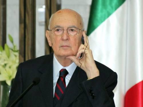 """Napolitano: """"Un'Italia divisa è insignificante,  ma non ci sono serie pulsioni separatiste"""""""