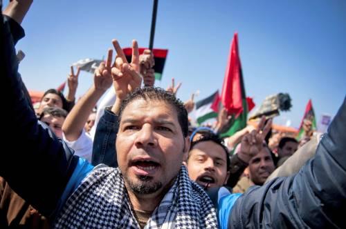 """Ajdabiya e Brega ai ribelli, scontri a Misurata  Obama: """"La missione va verso il succcesso"""""""