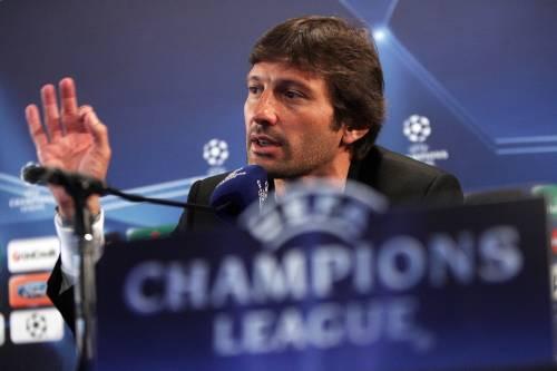 """Inter, Leonardo perde la calma con i giornalisti:  """"Basta dibattiti, non siamo al Grande Fratello"""""""