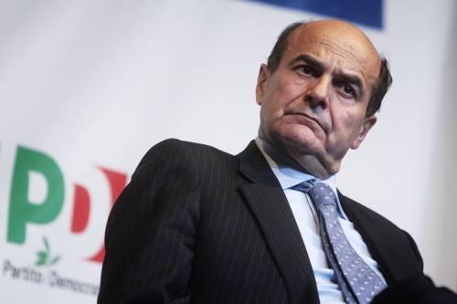 """Ora Bersani ammette:  """"I magistrati invadono  il campo della politica"""""""