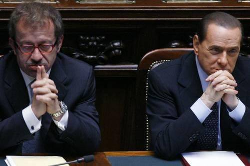 """Libia, altra giravolta della Lega  """"Tutto chiarito col Cav, anzi no..."""""""