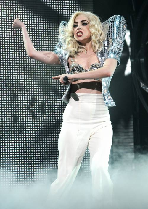 Lady Gaga già pronta   per lo psicanalista