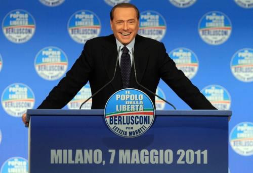 """Berlusconi contro la sinistra:  """"Vogliono moschee ovunque"""""""