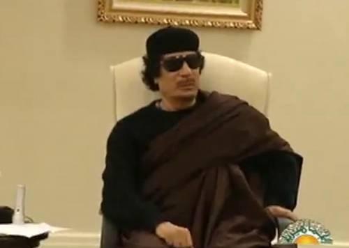 Messaggio audio del raìs  Gheddafi: mi trovo dove  non potete raggiungermi