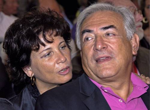 Strauss-Kahn, il segreto<br /> che nessuno raccontava<br /> Doppia morale in Francia