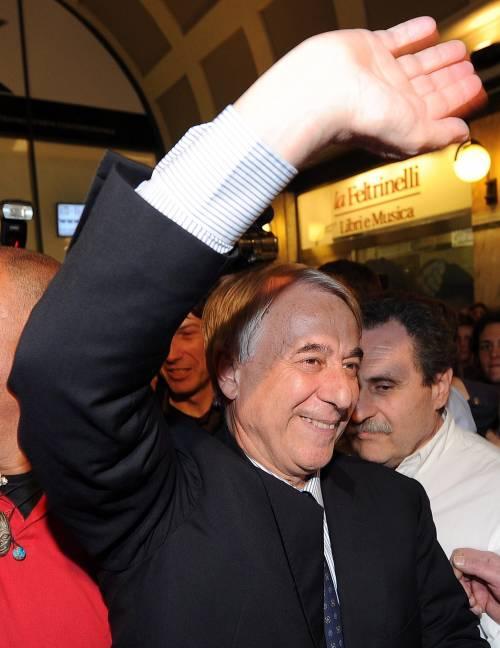 """Pisapia: """"Non vado in tv""""  Moratti: vorrei scusarmi  ma lui evita il confronto"""