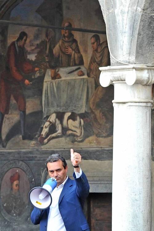 Napoli: De Magistris e Lettieri accuse in tv