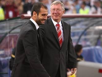 Stasera la finalissima di Champions League  Ferguson e Guardiola: solitudine dei numeri uno