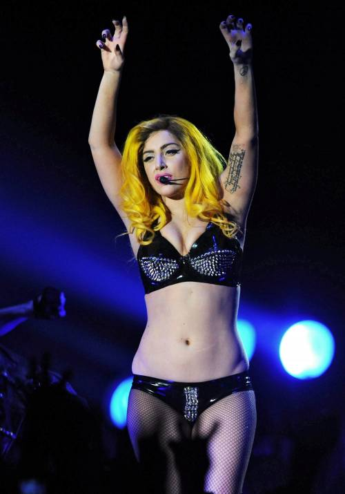 All'Europride di Roma  l'icona gay Lady Gaga  con un concerto-comizio