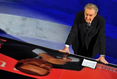 Tv, Santoro senza risse  si fa battere anche  dal Commissario Rex
