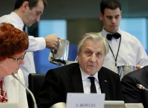 """Crisi, ora anche Trichet  è contro la Tobin Tax  """"Farebbe danni all'Ue"""""""