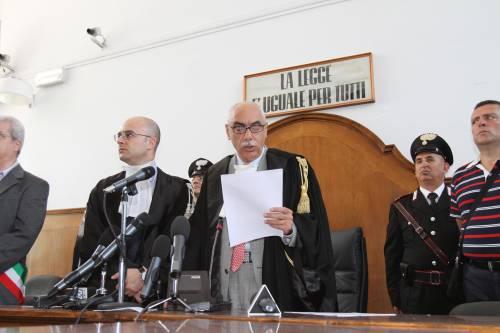 Faida San Luca, 12 liberi  per decorrenza termini:  la condanna era di 8 anni