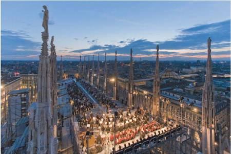 Il Duomo gemellato con le cattedrali d'Europa