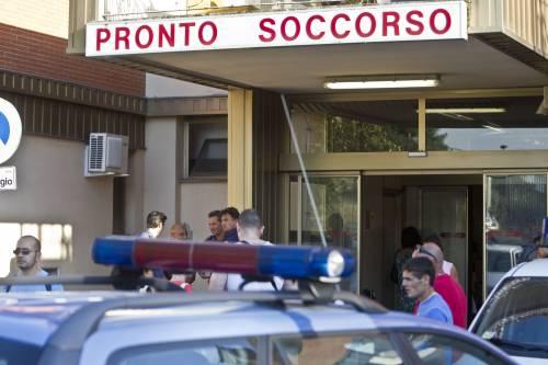 """Odissea a Roma: non lo ricoverano per 5 volte   """"E' solo mal di schiena"""". E il muratore muore"""
