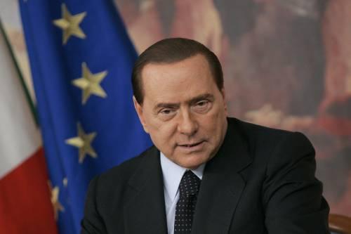 """Lo sfogo di Berlusconi  """"Io indagato? Assurdo"""""""