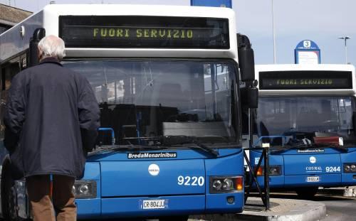 Trasporti, un venerdì nero  In sciopero il personale  di bus, treni, metro e tram