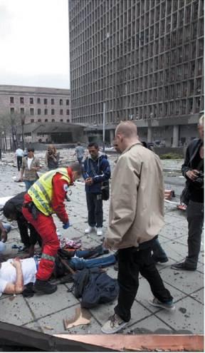 La strage in Norvegia  Il razzismo è l'altra faccia  del multiculturalismo