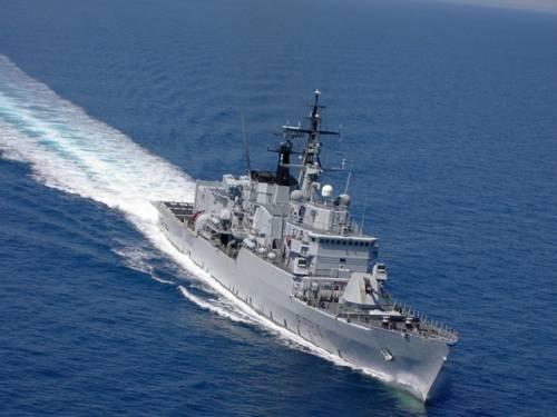 Libia, missile contro fregata italiana   Ma cade in acqua: bersaglio mancato