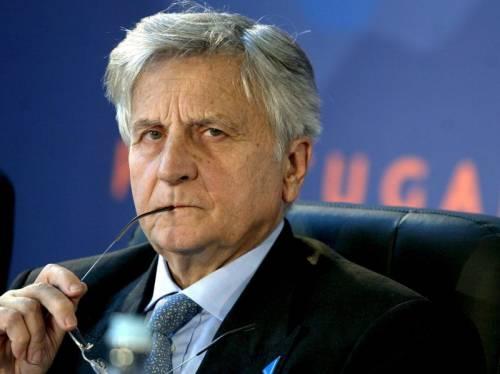 """Trichet smentisce la sinistra che vuole il caos:   """"Le lettere all'Italia? Le inviamo a tutti i paesi"""""""