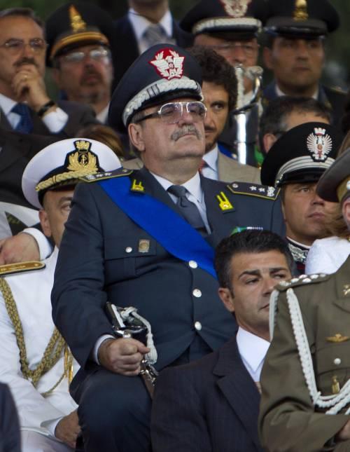"""P4, vanno a Roma le carte sul generale Adinolfi   La difesa: """"Non ci sottraiamo all'interrogatorio"""""""