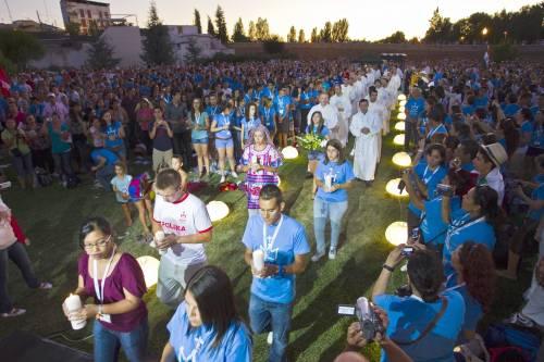 Madrid, invasione pacifica  Milioni di giovani in arrivo  per la Giornata mondiale