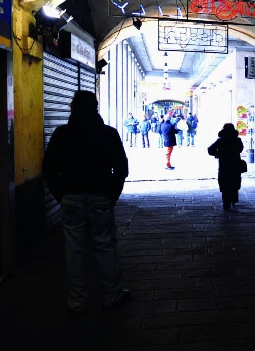 La città sotto assedio, tra topi d'appartamento e ladri d'oro